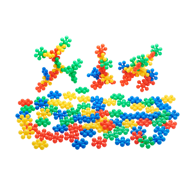 Silly Star Connectors - 116 Pieces