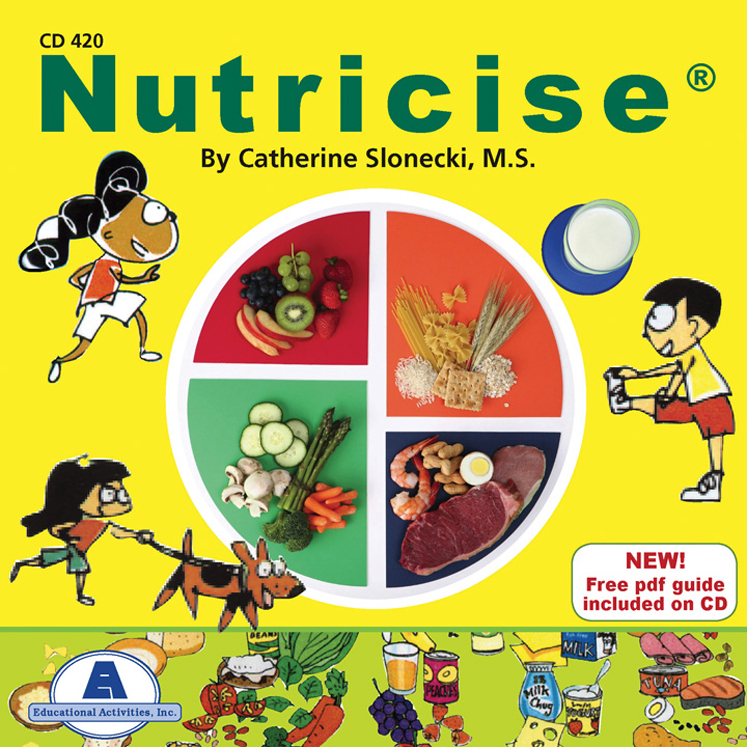 Nutricise CD