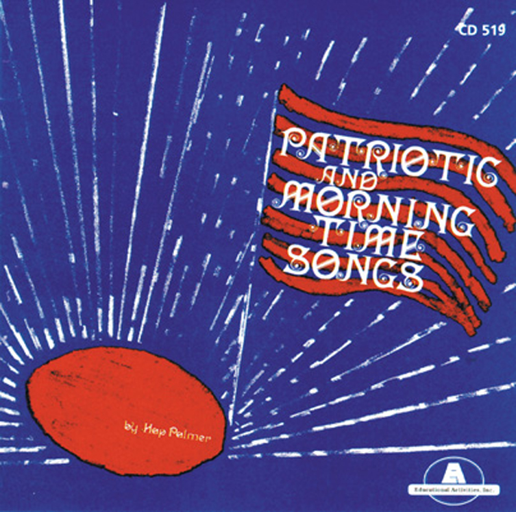 Patriotic and Morning Time Songs, CD