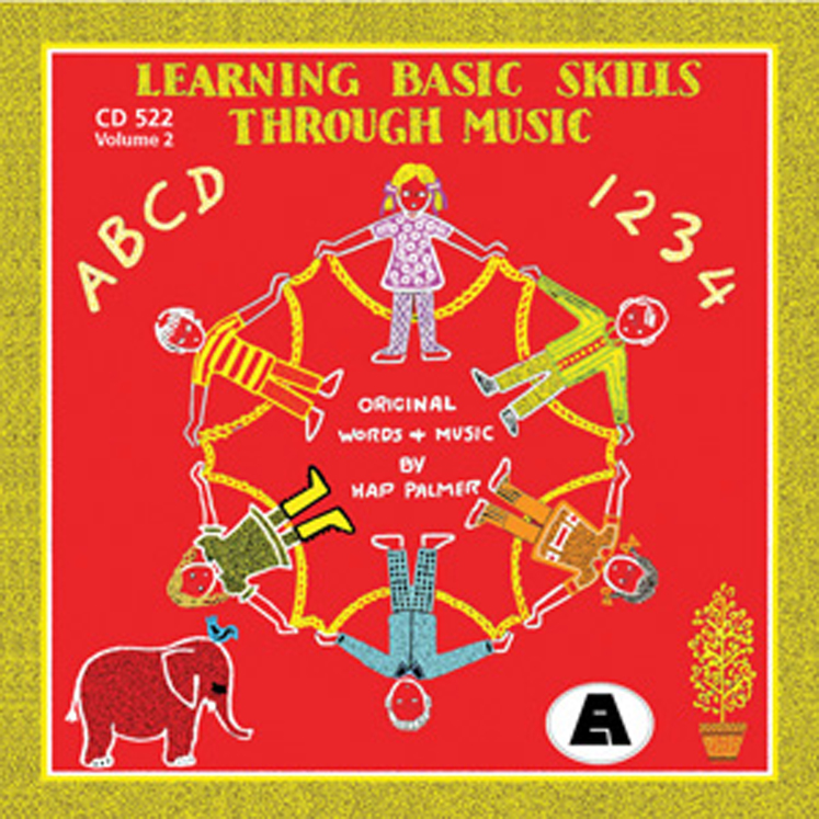 Learning Basic Skills Through Music, CD, Vol. 2