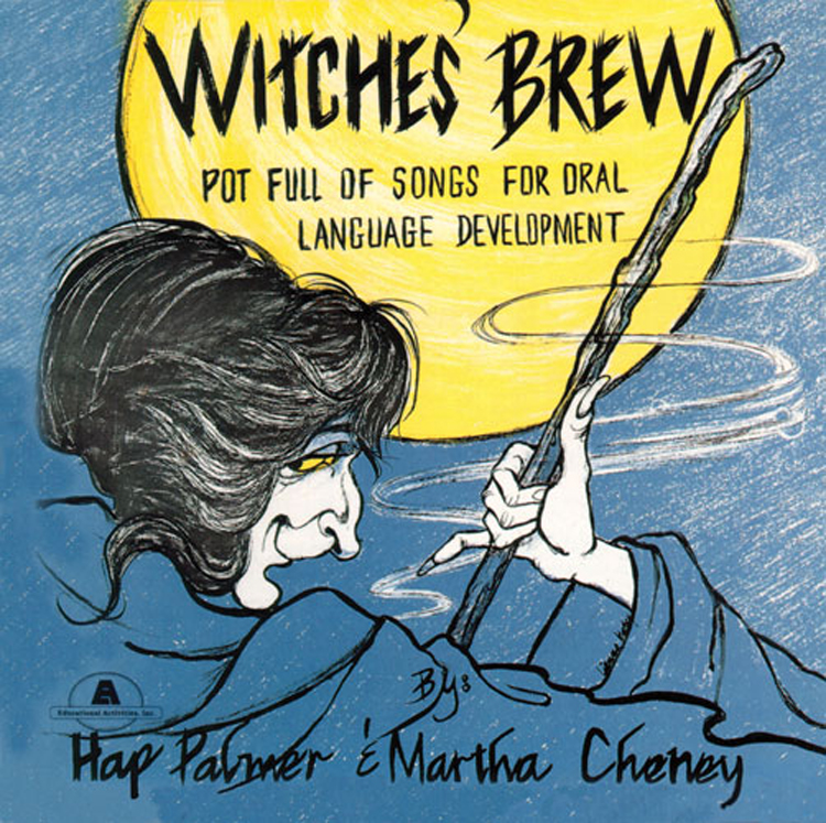 Witches Brew CD