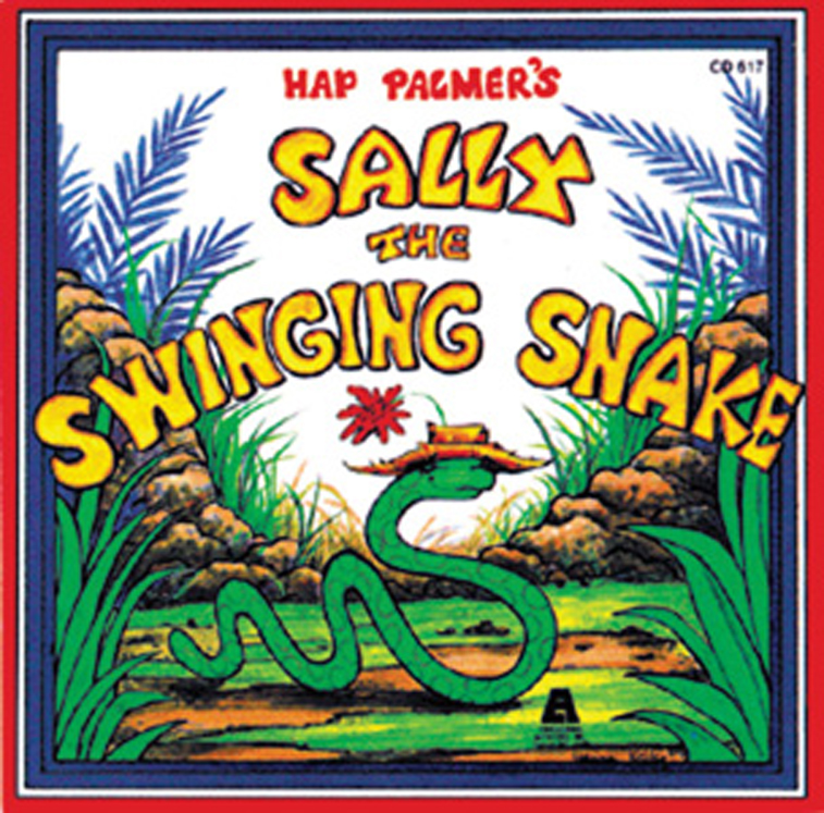 Sally the Swinging Snake, CD