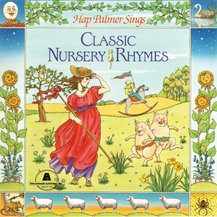 Classic Nursery Rhymes, CD