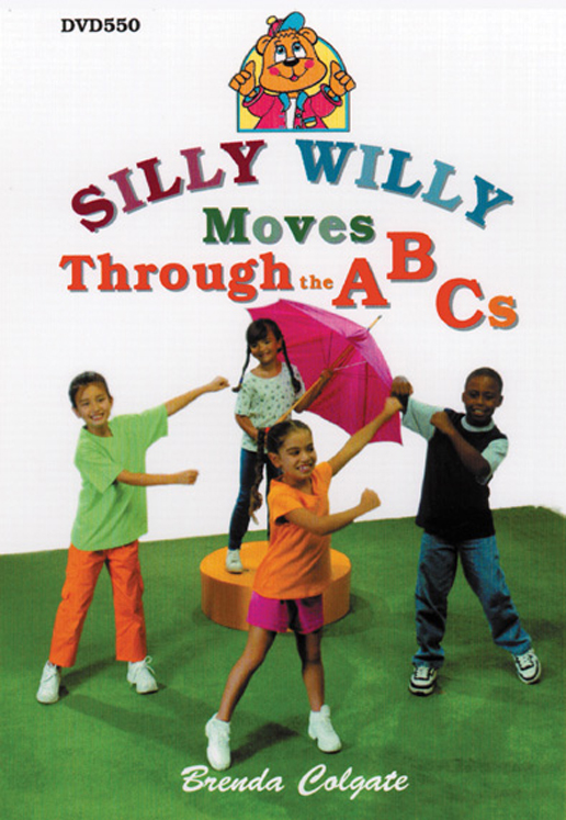Silly Willy Moves Through the ABCs DVD