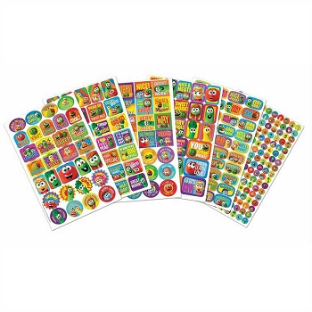 VeggieTales - Sticker Book
