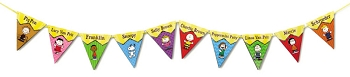Peanuts Classic Characters - Pennant Banner