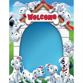 101 Dalmatians - Welcome Poster