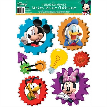 Mickey Mouse Clubhouse - 2-Sided Deco Kit