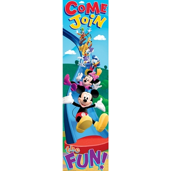 Mickey Mouse Clubhouse Come Join the Fun! - Vertical Banner