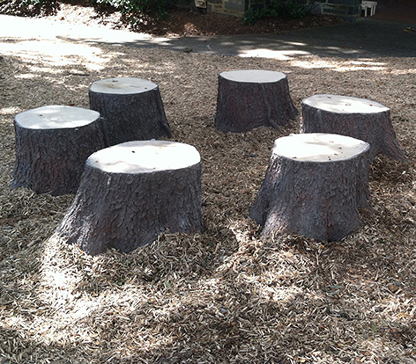 Flared Stump - Set of 6