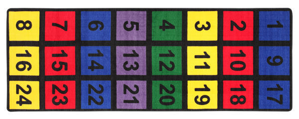 Number Blocks - 3 Sizes Available