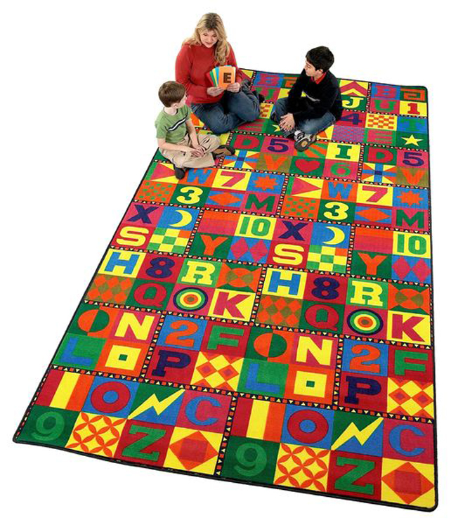 Floors That Teach - 6 Sizes Available