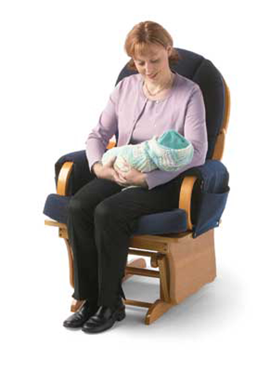 Lullaby Adult Glider Rocker