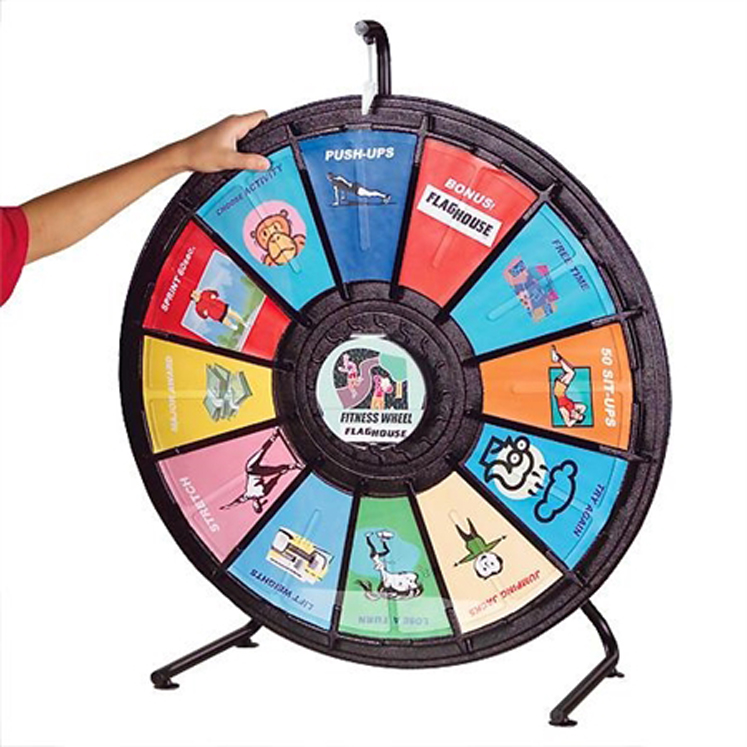 CATCH Tabletop Fitness Wheel