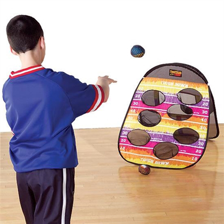 Fun Gripper Football Toss