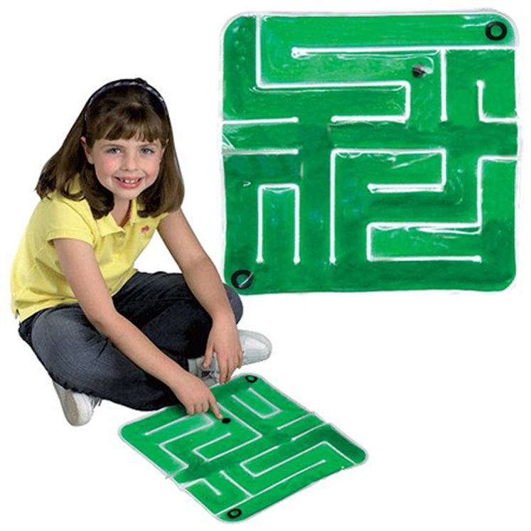 Gel Maze - Activity Pad