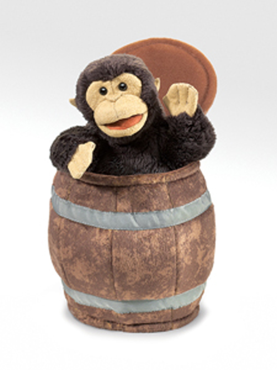 Monkey In A Barrel