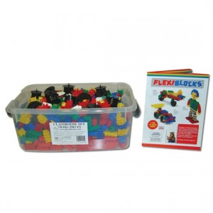 Flexi Blocks Classroom Set