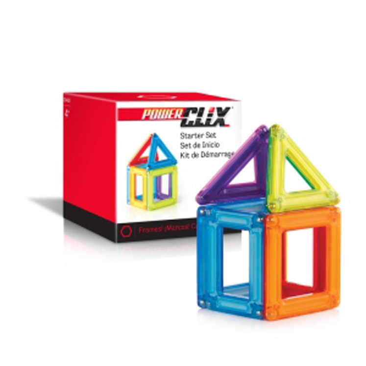 Power Clix 6 Piece Starter Set - Frames