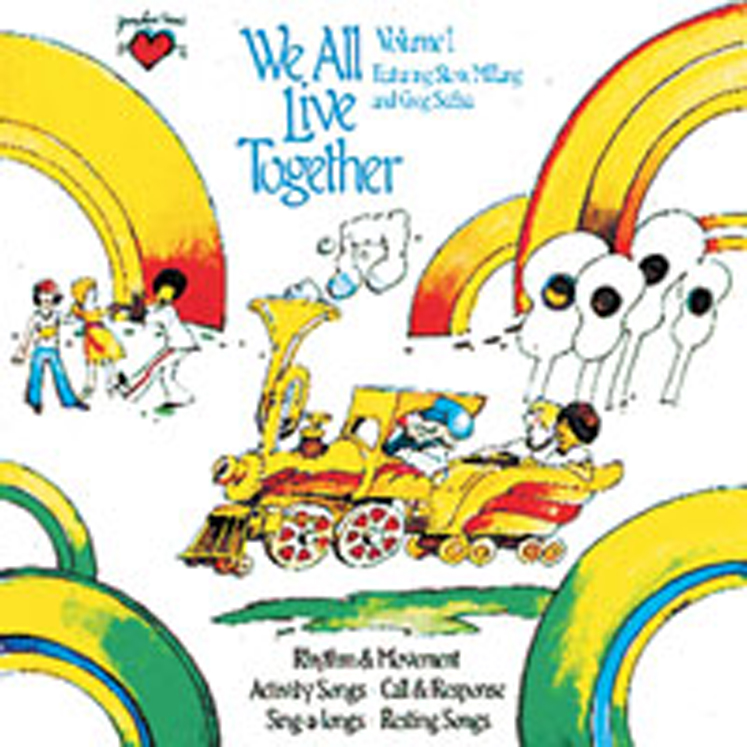 Greg & Steve - We All Live Together, CD, Vol. 1