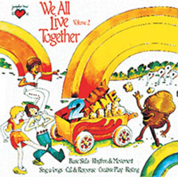 Greg & Steve - We All Live Together, CD, Vol. 2