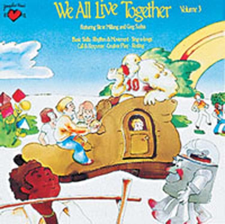 Greg & Steve - We All Live Together, CD, Vol. 3