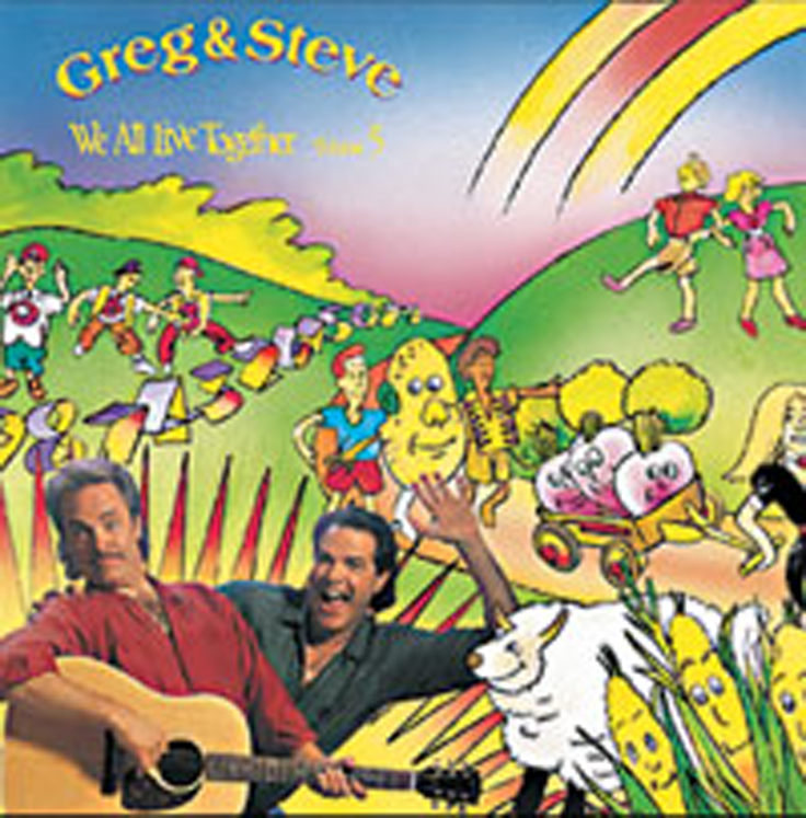 Greg & Steve - On The Move, CD
