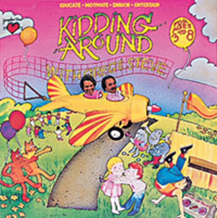 Greg & Steve - Kidding Around, CD