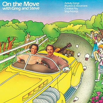 On The Move CD