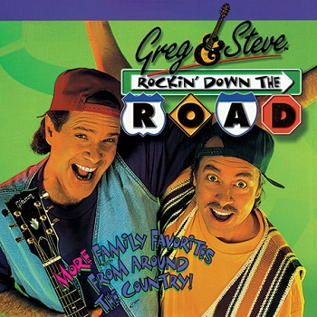 Rockin' Down The Road Cd