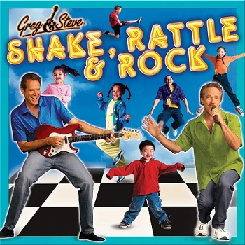 Shake, Rattle and Rock CD
