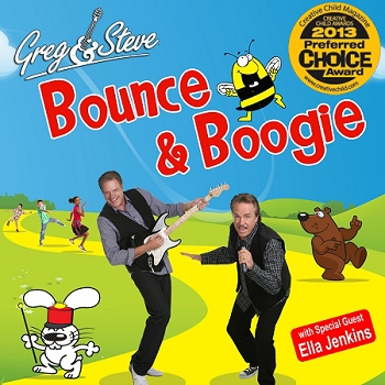 Bounce and Boogie CD