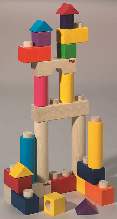 Fit Together Blocks