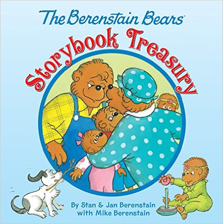 The Berenstain Bears Storybook Treasury - Hardcover