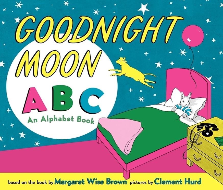 Goodnight Moon ABC - Padded Board Book