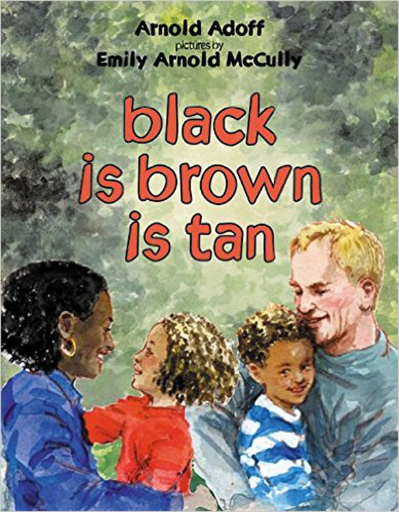 Black is Brown is Tan - Paperback