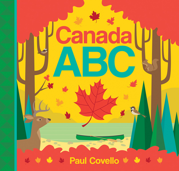 Canada, ABC - Board Book