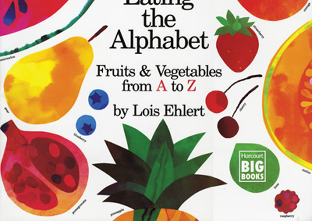 Eating the Alphabet - Big Book