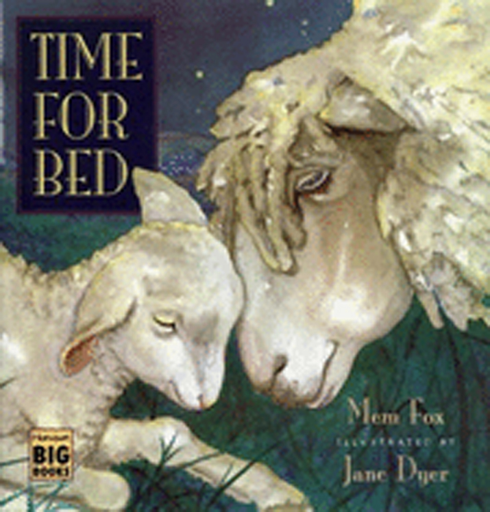 Time for Bed - Big Book