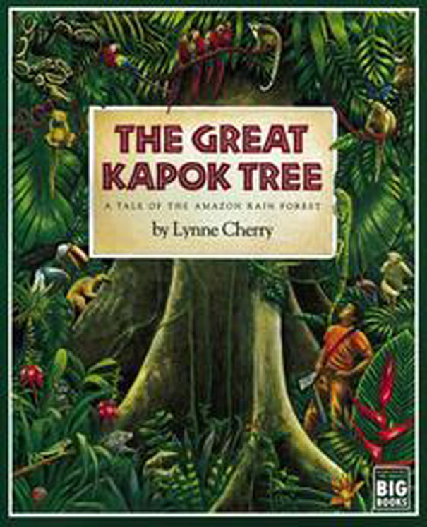 The Great Kapok Tree - Big Book