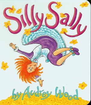 Silly Sally Board Book