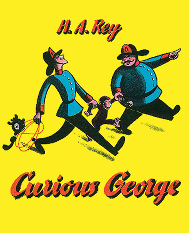 Curious George - Paperback