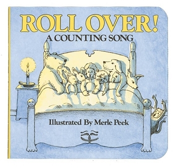 Roll Over! A Counting Song Board Book