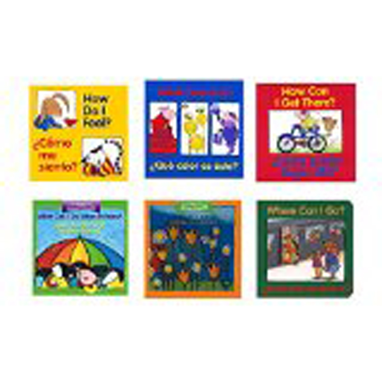 Good Beginnings Bilingual Board Books - Set of 6