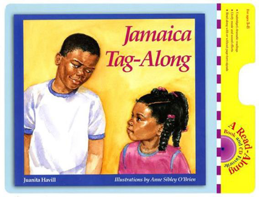 Carry Along Book & CD, Jamaica Tag-Along