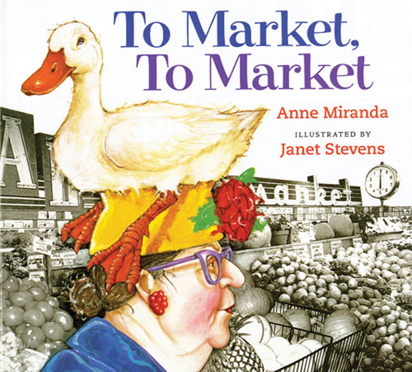 To Market, To Market - Big Book