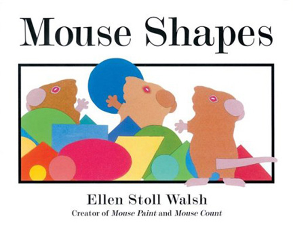 Mouse Shapes - Big Book