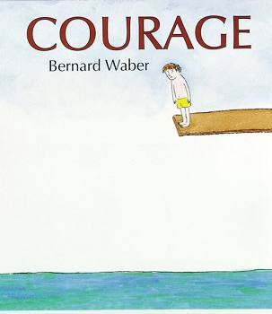 Courage Hardcover Book