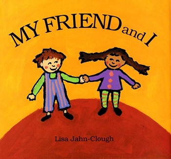 My Friend and I Paperback Book
