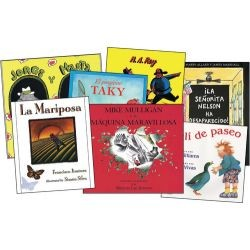 Spanish Storybook Set, Paperback - Set of 7